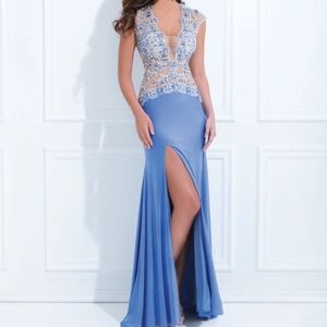 Tony Bowls TBE11435 Evening Gown